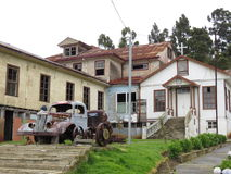 Sanatorio Durà ¡ n royaltyfri bild