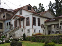 Sanatorio Durà ¡ n arkivbild