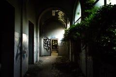 sanatorium Photo stock