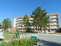 Sanatorium Stock Image