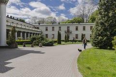Sanatorium Marconi Royalty Free Stock Photos