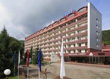 Sanatorium Siberia in the resort Belokuriha Stock Image