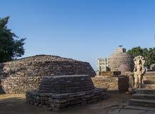 Sanchi Индия Стоковые Изображения RF