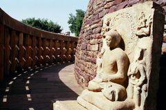 Sanchi, India Royalty Free Stock Photography