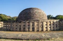 Sanchi India Stupa Number 2 Royalty Free Stock Photo