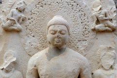 Sanchi Stupa. Photo stock