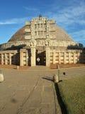 Sanchi stupa zdjęcie stock