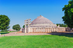 Sanchi Stupa, India Stock Image