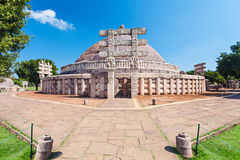 Sanchi Stupa, India Royalty Free Stock Photography