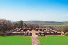 Sanchi Stupa, India Royalty Free Stock Image