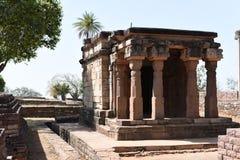 Sanchi Stupas, Madhya Pradesh, Индия стоковая фотография rf