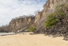 Sancho Beach Fernando de Noronha Island στοκ εικόνα με δικαίωμα ελεύθερης χρήσης