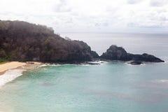Sancho  Beach Fernando de Noronha Island Stock Image
