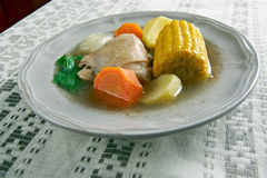 Sancocho de Gallina Stock Image