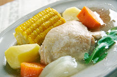 Sancocho de Gallina Stock Images