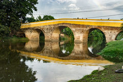 Sancti Spiritus bridge Royalty Free Stock Photography