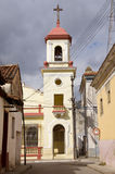 Sancti Spiritus Church Royalty Free Stock Photography