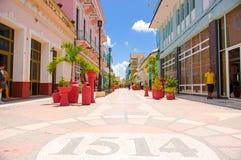 SANCTI SPIRITUS, CUBA - 5 DE SEPTIEMBRE DE 2015: Latino imagenes de archivo