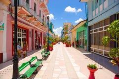 SANCTI SPIRITUS, KUBA - 5. SEPTEMBER 2015: Lateinisch stockfotos