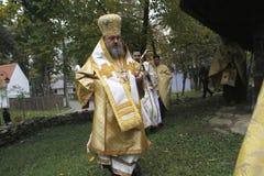 Sanctification d'église Photo libre de droits