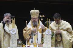 Sanctification d'église Photographie stock libre de droits