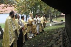 Sanctification d'église Photographie stock