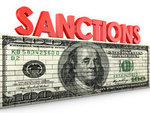 Sanctions Stock Photography