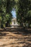 Sanctuaire de villa Borghese Photographie stock libre de droits
