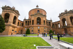 Sanctuaire des Di San Luca, Bologna, Italie de Madonna Photo stock