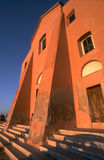 Sanctuary玛丹娜del Granato 免版税库存图片