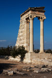 Sanctuary of Apollo Stock Photography