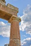 Sanctuary of Artemis Royalty Free Stock Image