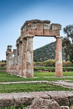 Sanctuary of Artemis Stock Images