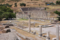 Sanctuary of Asclepius Royalty Free Stock Image