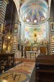 Sanctuary of Bettola.Emilia- Romagna.Italy. Stock Images