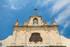 Sanctuary of Blessed Giacomo. Bitetto. Puglia. Italy. Stock Photography