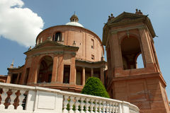 Sanctuary from Bologna Royalty Free Stock Image