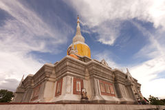 Sanctuary of Buddhism,thailand Stock Image