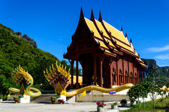 Sanctuary buddhist temple Stock Photo