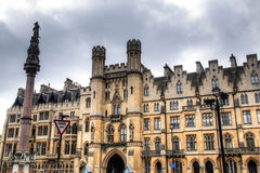 Sanctuary building near Westminster Abbey in London, UK Stock Photos
