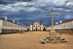 Sanctuary of Cabo Espichel Stock Photo