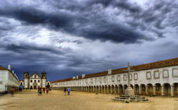Sanctuary of Cabo Espichel Royalty Free Stock Photography
