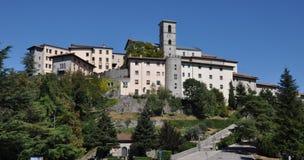 Sanctuary Castelmonte Royalty Free Stock Photography