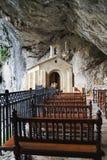 Sanctuary of Covadonga Royalty Free Stock Photo