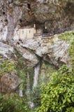 Sanctuary of Covadonga Stock Photo