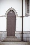 Sanctuary door Royalty Free Stock Photo