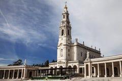 Sanctuary of Fátima, Portugal royalty free stock photography
