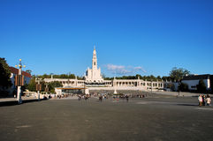 Sanctuary of Fatima Royalty Free Stock Image