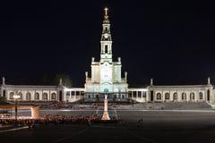 Sanctuary of Fatima Stock Images