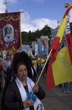 Sanctuary Fatima - Portugal Royalty Free Stock Photography